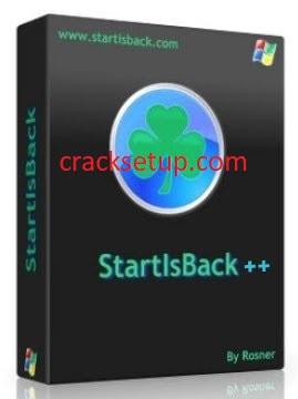 StartIsBack Crack 2.9.14 + License Key Free Download 2021