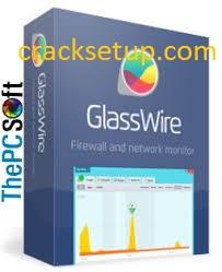 GlassWire Crack 2.3.323 + License Key Free Download 2021