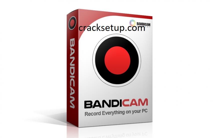 Bandicam Crack 5.1.0.1822 + License Key Free Download 2021