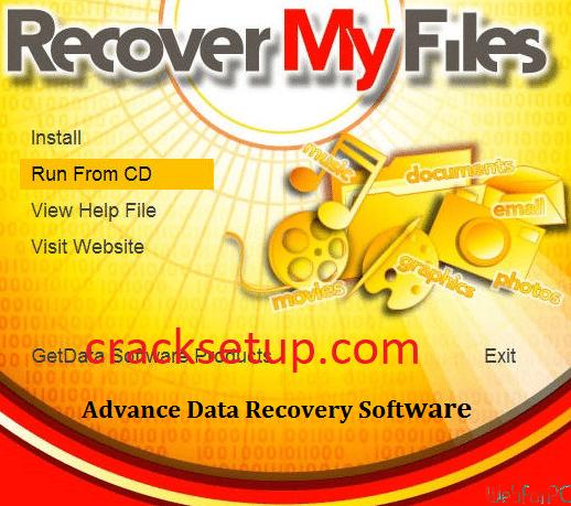 Recover My Files Crack 6.3.2.2553 + Keygen Free Download 2021