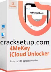 4ukey iPhone Unlocker Crack 3.0.3 + Keygen Free Download 2021